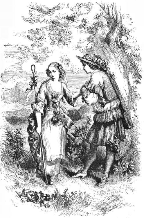 Madame_d\'Aulnoy_-_John_Gilbert_-_The_Princess_Carpillon